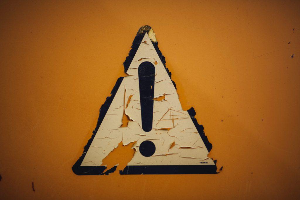 xbox warning signs